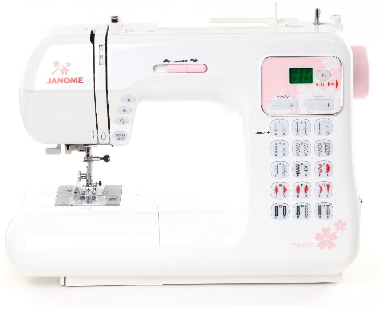 Janome DC 4030 Gold