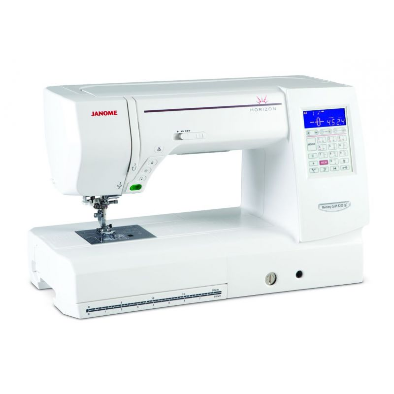 Janome Horizon Memory Craft 8200 QC