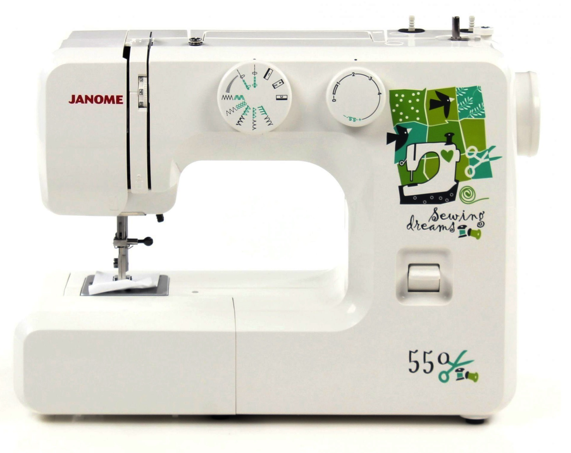 Janome 550 Sewing Dreams